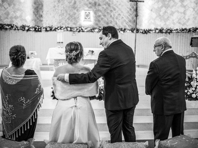 La boda de Nacho y Myllén  en Tarancon, Cuenca 8