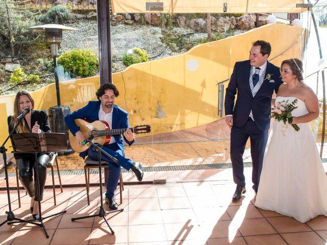 La boda de Nacho y Myllén  en Tarancon, Cuenca 16