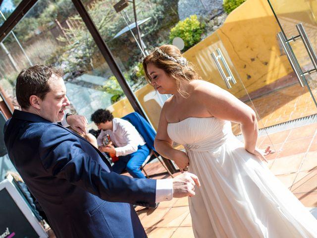 La boda de Nacho y Myllén  en Tarancon, Cuenca 17