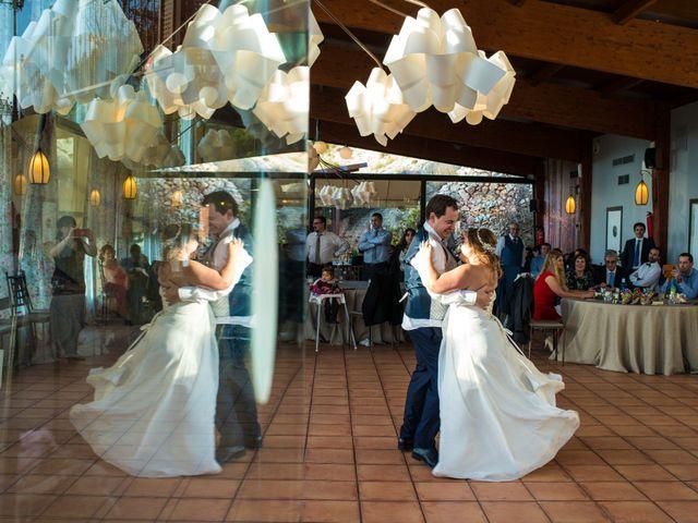 La boda de Nacho y Myllén  en Tarancon, Cuenca 23