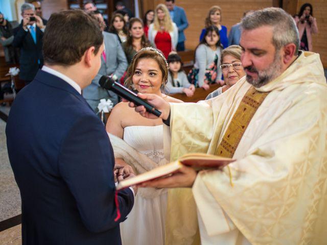La boda de Nacho y Myllén  en Tarancon, Cuenca 9