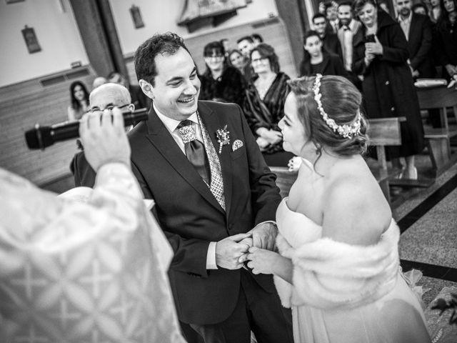 La boda de Nacho y Myllén  en Tarancon, Cuenca 10
