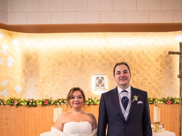 La boda de Nacho y Myllén  en Tarancon, Cuenca 11