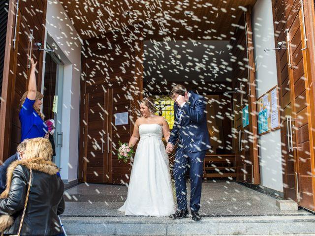 La boda de Nacho y Myllén  en Tarancon, Cuenca 12