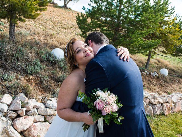 La boda de Nacho y Myllén  en Tarancon, Cuenca 14