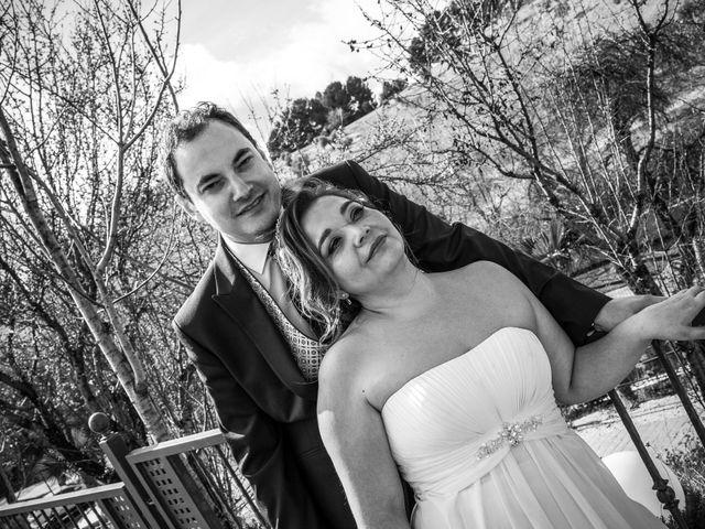 La boda de Nacho y Myllén  en Tarancon, Cuenca 15