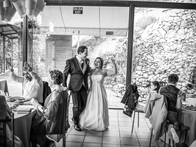 La boda de Nacho y Myllén  en Tarancon, Cuenca 19