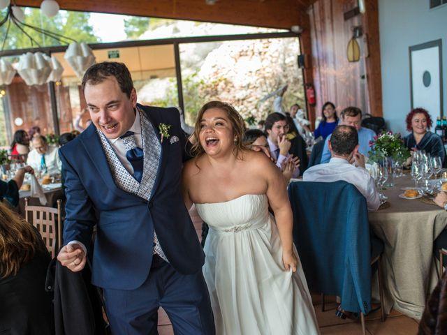 La boda de Nacho y Myllén  en Tarancon, Cuenca 20