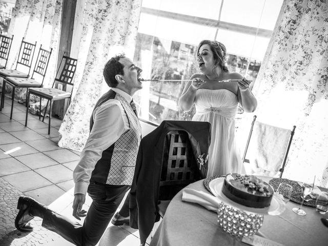 La boda de Nacho y Myllén  en Tarancon, Cuenca 22