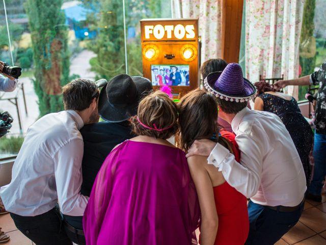 La boda de Nacho y Myllén  en Tarancon, Cuenca 26