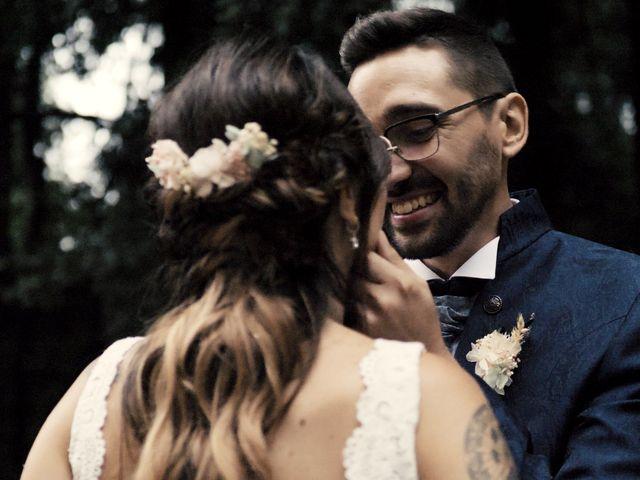 La boda de Dani y Irene en Montseny, Barcelona 2