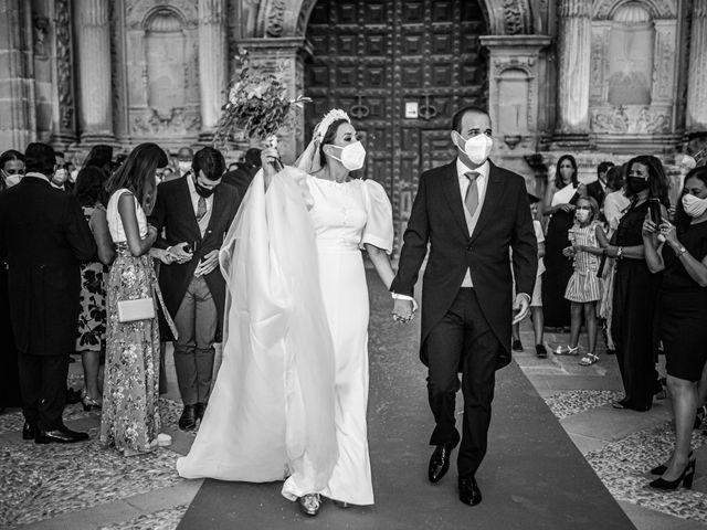 La boda de Magdalena y Luis