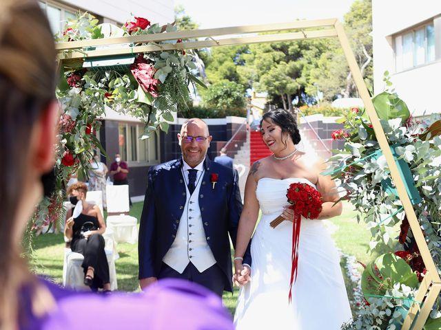 La boda de Aida y Tomás