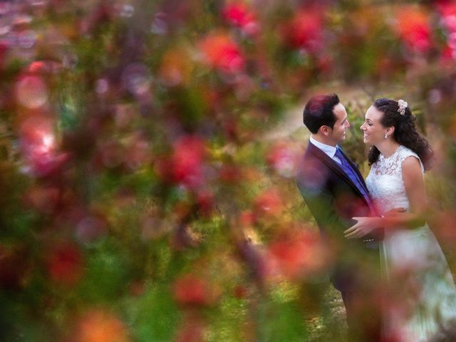 La boda de Chema y Irene en Calatayud, Zaragoza 1