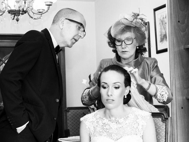 La boda de Chema y Irene en Calatayud, Zaragoza 14