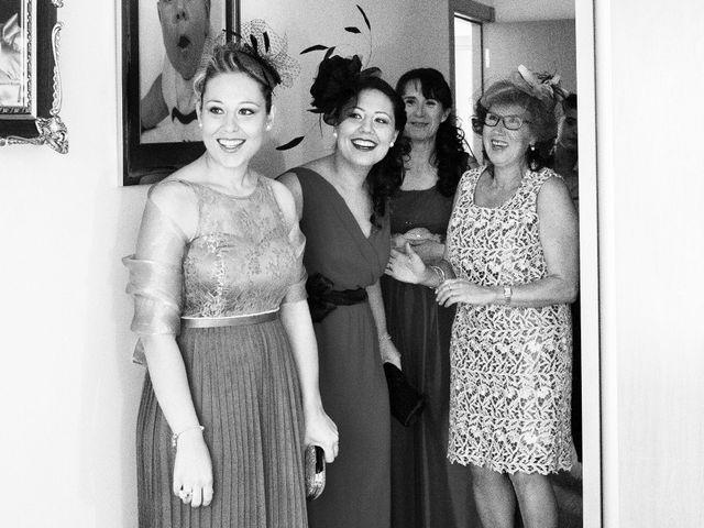 La boda de Chema y Irene en Calatayud, Zaragoza 15