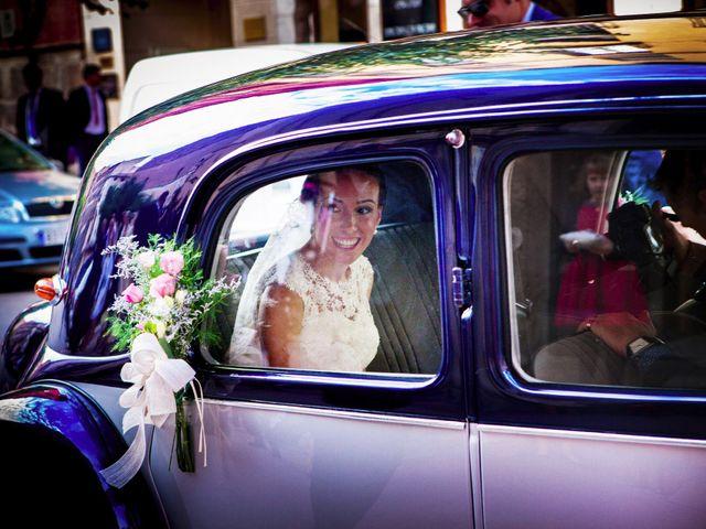 La boda de Chema y Irene en Calatayud, Zaragoza 23