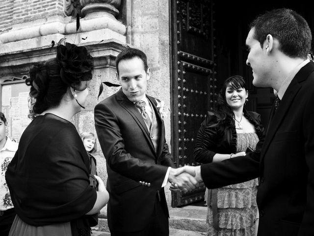 La boda de Chema y Irene en Calatayud, Zaragoza 25