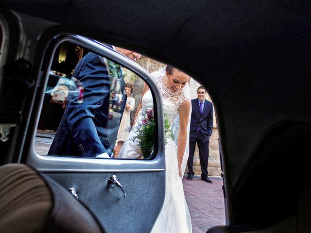La boda de Chema y Irene en Calatayud, Zaragoza 26