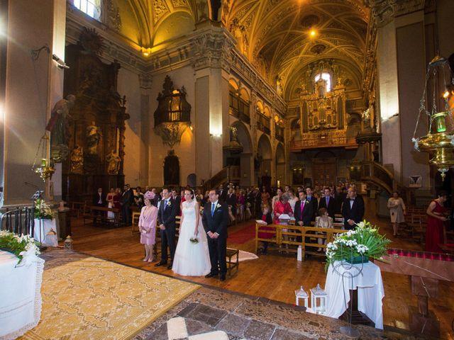 La boda de Chema y Irene en Calatayud, Zaragoza 27