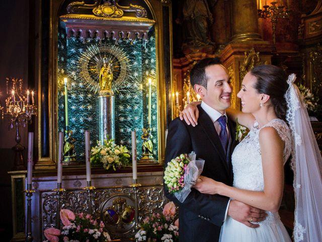 La boda de Chema y Irene en Calatayud, Zaragoza 33