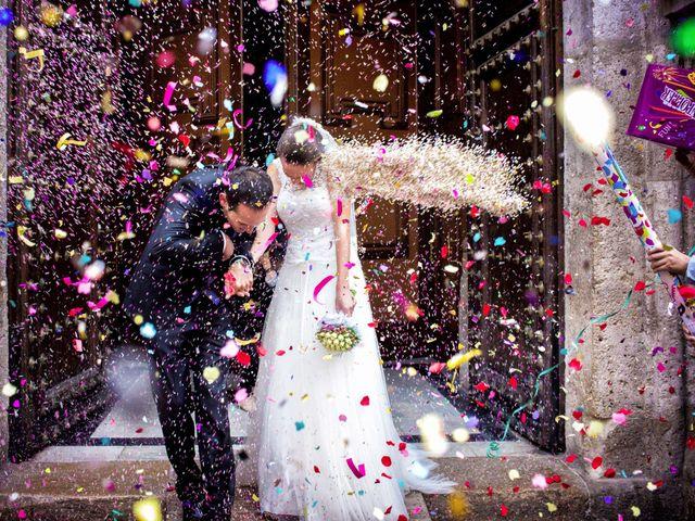 La boda de Chema y Irene en Calatayud, Zaragoza 34