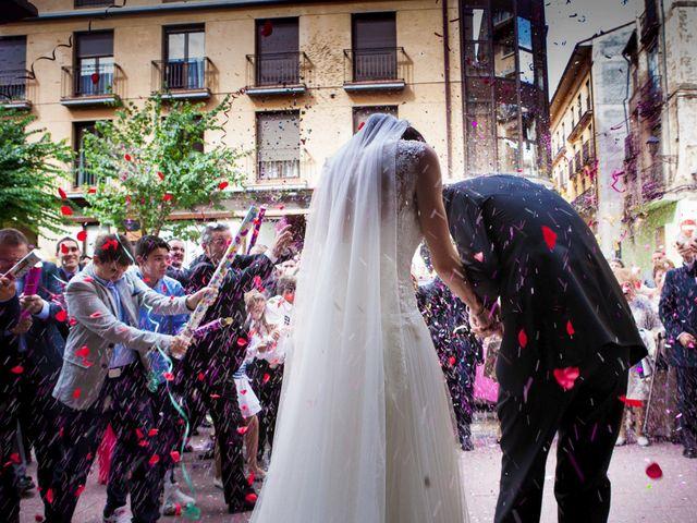 La boda de Chema y Irene en Calatayud, Zaragoza 35
