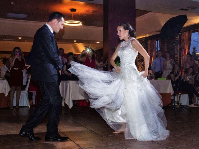 La boda de Chema y Irene en Calatayud, Zaragoza 39