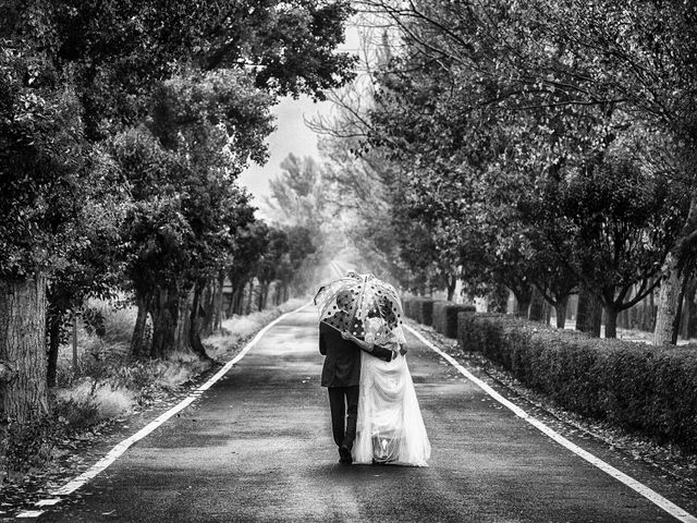 La boda de Chema y Irene en Calatayud, Zaragoza 42