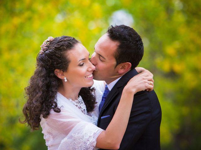 La boda de Chema y Irene en Calatayud, Zaragoza 44
