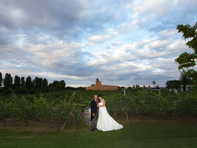 La boda de Isabel y Diego