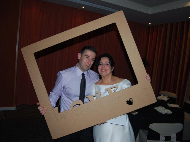La boda de David y Lorena en L' Hospitalet De Llobregat, Barcelona 1