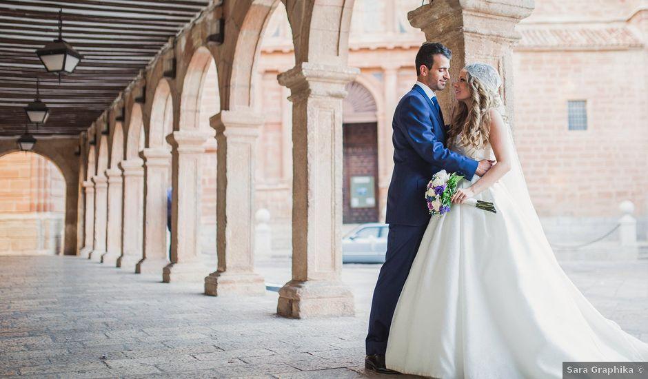 La boda de Felipe y Ana en Ciudad Real, Ciudad Real