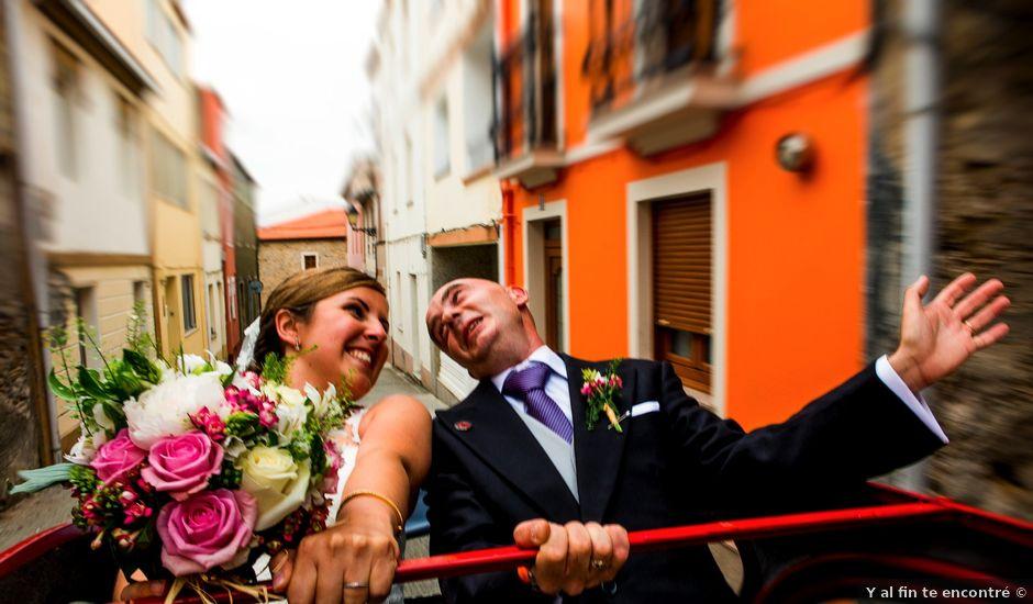 La boda de Oscar y Pati en Viveiro (Casco Urbano), Lugo