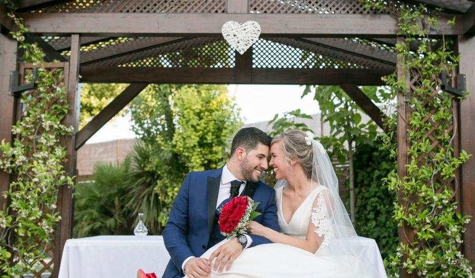 La boda de Adrián  y Yaiza  en Pinto, Madrid