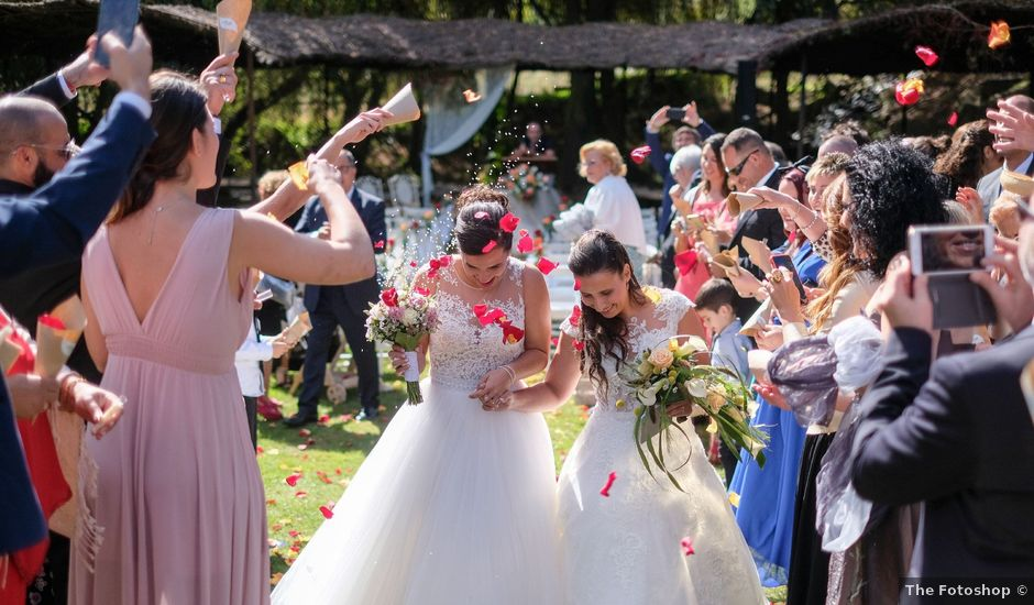 La boda de Emma y Cristina en Viladrau, Girona