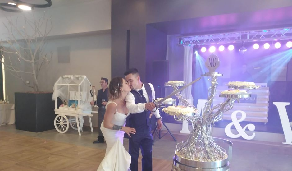 La boda de Marta y Valentín en Cambrils, Tarragona