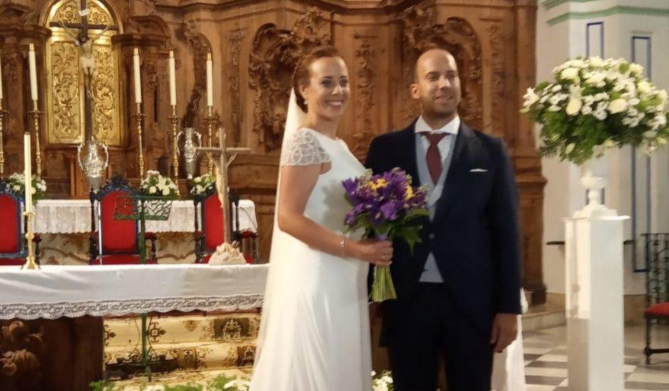 La boda de Vanessa y Enrique en Velez Rubio, Almería