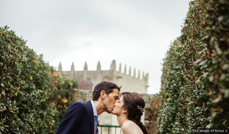 La boda de Alexander y Victoria en Baiona, Pontevedra
