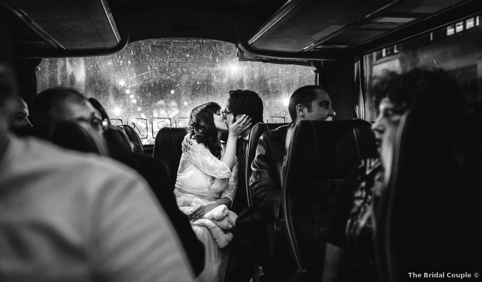 La boda de Borja y Georgina en Barcelona, Barcelona