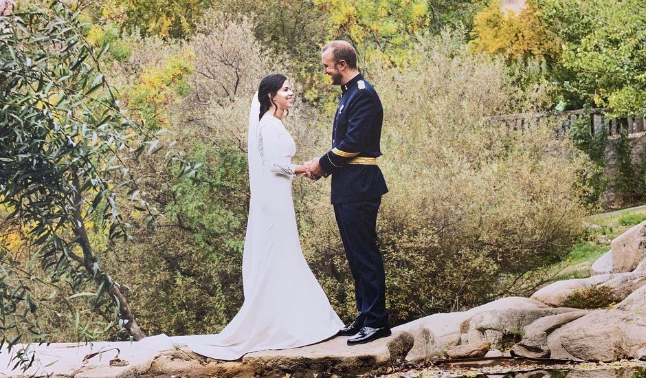 La boda de Natalia y Cesar en Valverde Del Majano, Segovia
