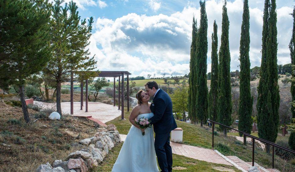 La boda de Nacho y Myllén  en Tarancon, Cuenca