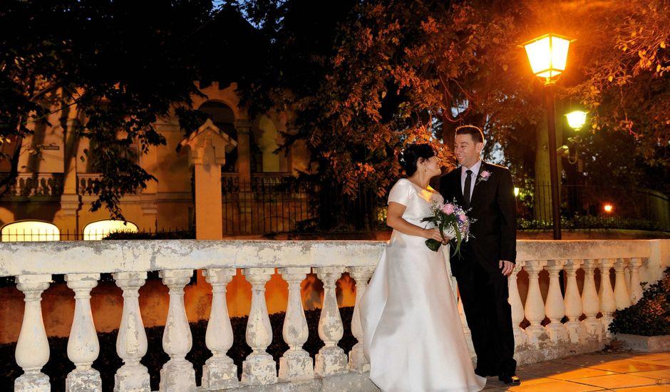 La boda de David y Lorena en L' Hospitalet De Llobregat, Barcelona
