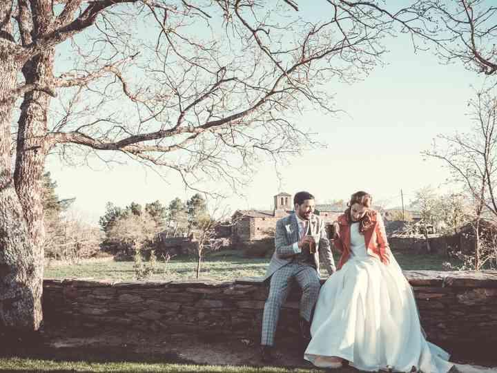 La boda de Thais y Javier