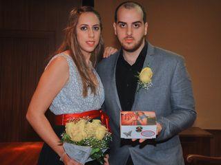 La boda de Mireia y Vicenç