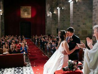 La boda de Sílvia  y Eric