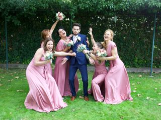 La boda de Sara y Neil 2