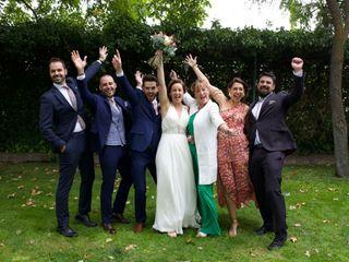 La boda de Sara y Neil