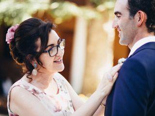 La boda de Olga y Javier 2