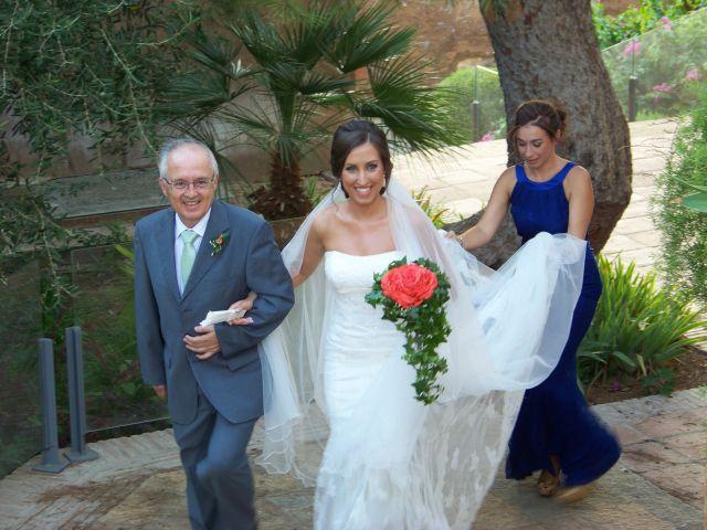 La boda de Asun y Julio